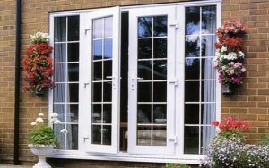 Classic French Doors styling