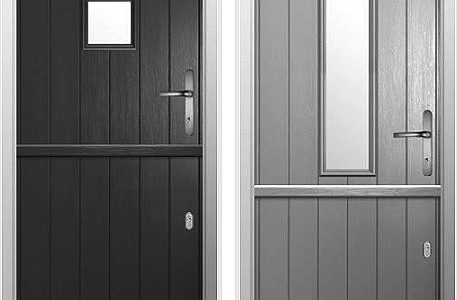 Stable Doors UPVc and Composite